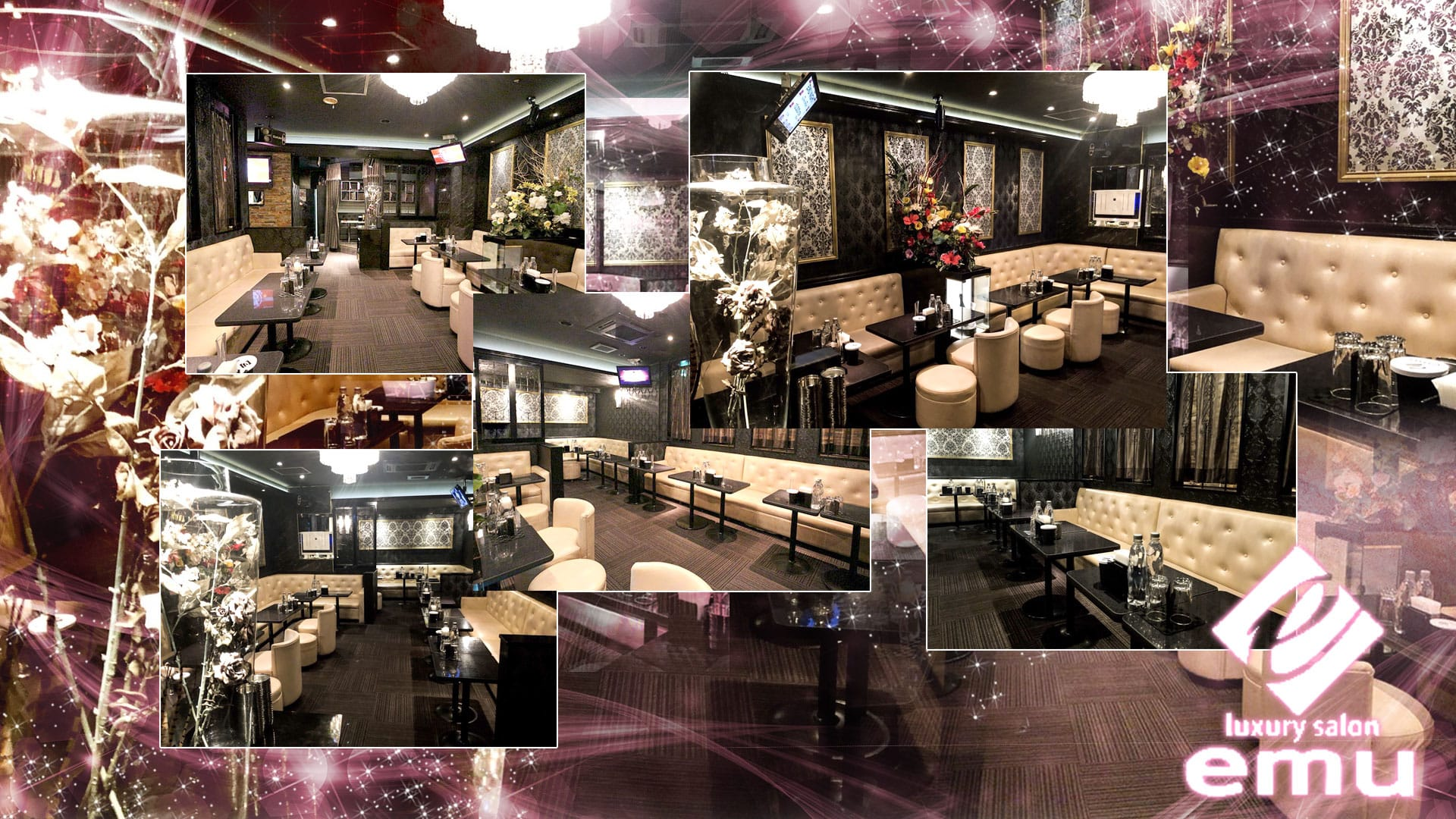 Luxury salon emu[エミュー] 蒲田 キャバクラ TOP画像
