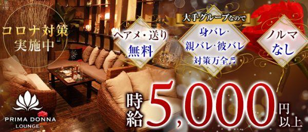 PRIMADONNA[プリマドンナ](津田沼キャバクラ)のバイト求人・体験入店情報