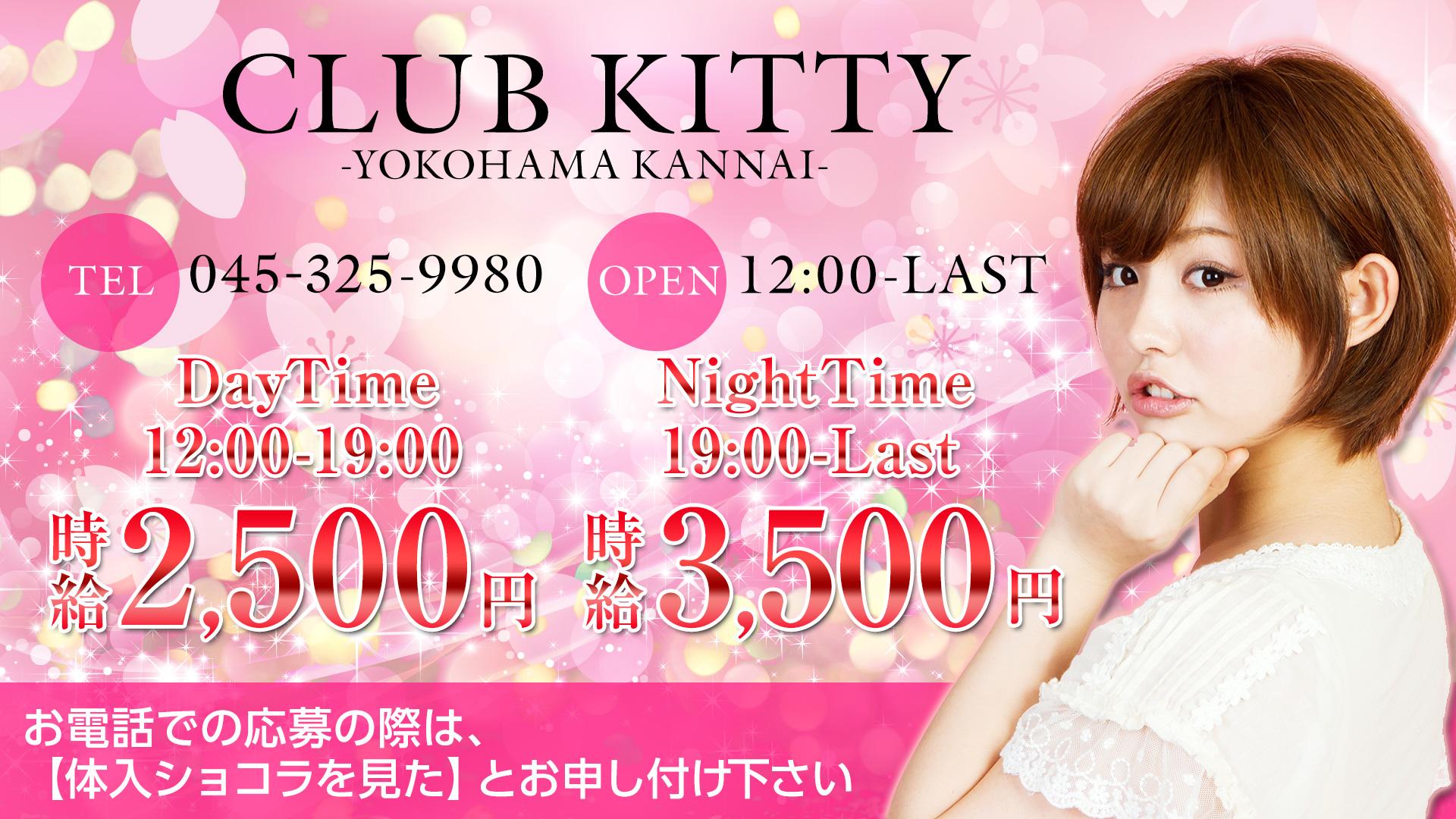 Kitty[キティ] 関内 キャバクラ TOP画像