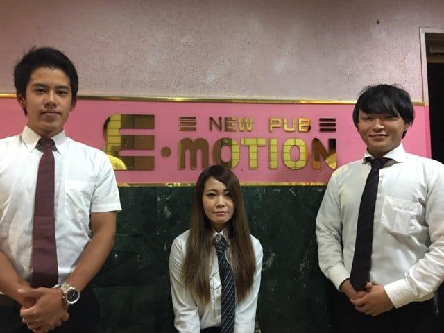 NEW CLUB EMOTION[ニュークラブ エモーション](藤沢キャバクラ)のバイト求人・体験入店情報Photo1