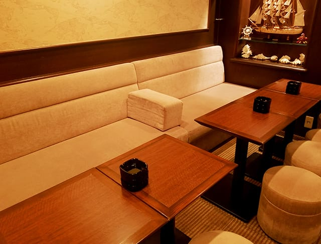 シーコンパス(銀座キャバクラ)のバイト求人・体験入店情報Photo4