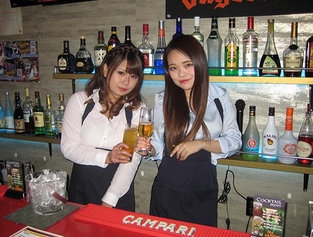 スナック キャピシェル(川崎キャバクラ)のバイト求人・体験入店情報Photo1