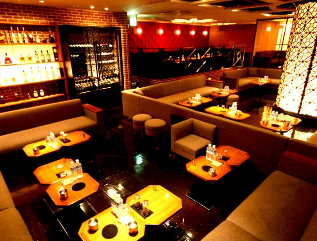 azian club[アジアンクラブ](歌舞伎町キャバクラ)のバイト求人・体験入店情報Photo5