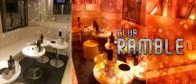 CLUB RAMBLE[クラブ ランブル] バナー