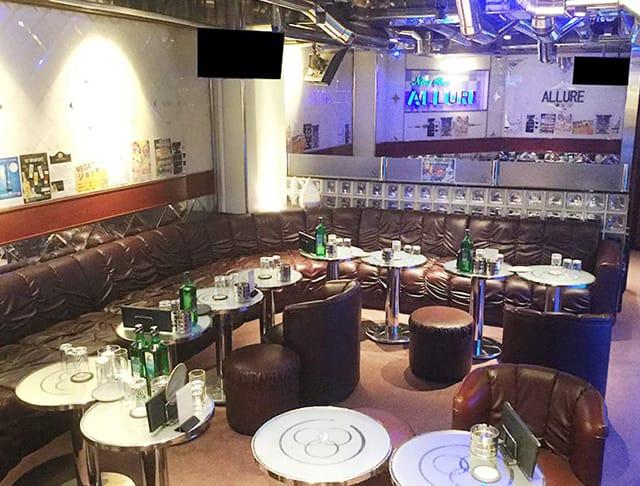 new club ALLURE[アリュール] 恵比寿 キャバクラ SHOP GALLERY 3