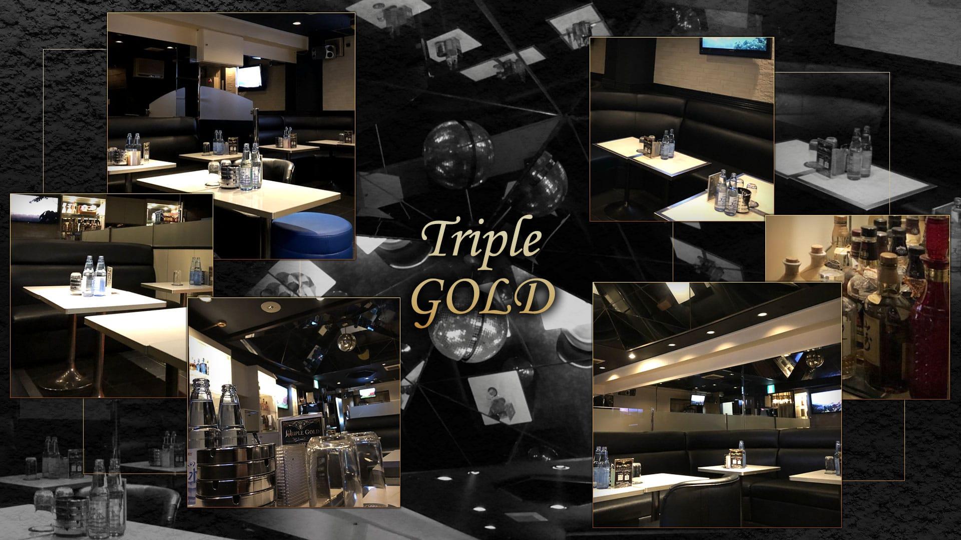 TRIPLE GOLD[トリプルゴールド] TOP画像