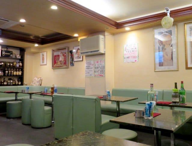 ラウンジ咲(北千住キャバクラ)のバイト求人・体験入店情報Photo1