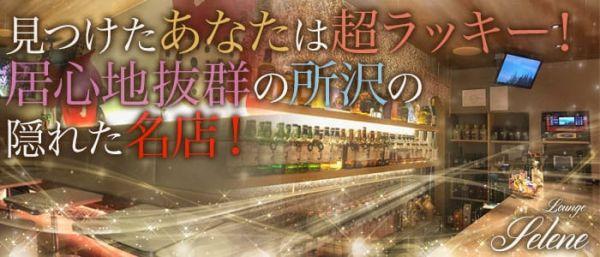 LoungeSelene ラウンジセレネ(所沢キャバクラ)のバイト求人・体験入店情報