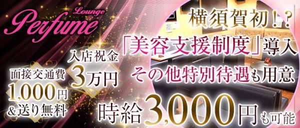Perfume[パフューム](北久里浜キャバクラ)のバイト求人・体験入店情報