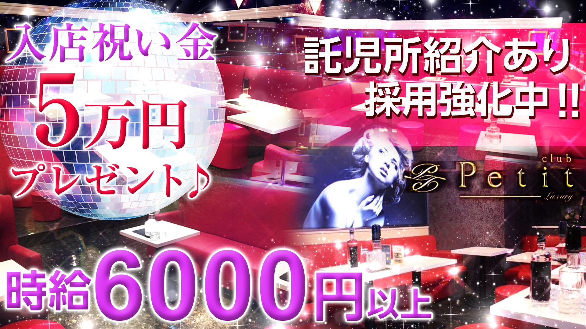 Club Petit[クラブ プティー] 関内 キャバクラ TOP画像