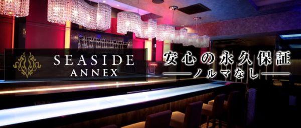 恵比寿SEASIDE ANNEX[エビスシーサイドアネックス](恵比寿キャバクラ)のバイト求人・体験入店情報