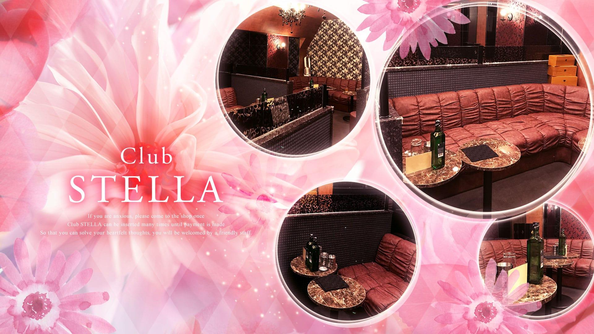 Club STELLA[クラブ ステラ] TOP画像