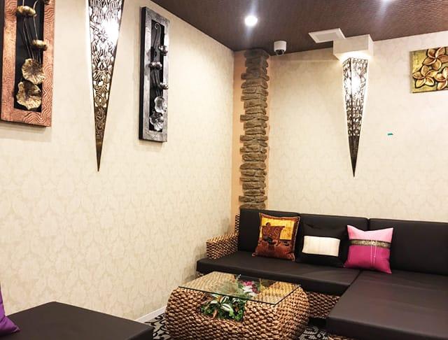 club azian resort[クラブ アジアンリゾート](北千住キャバクラ)のバイト求人・体験入店情報Photo4