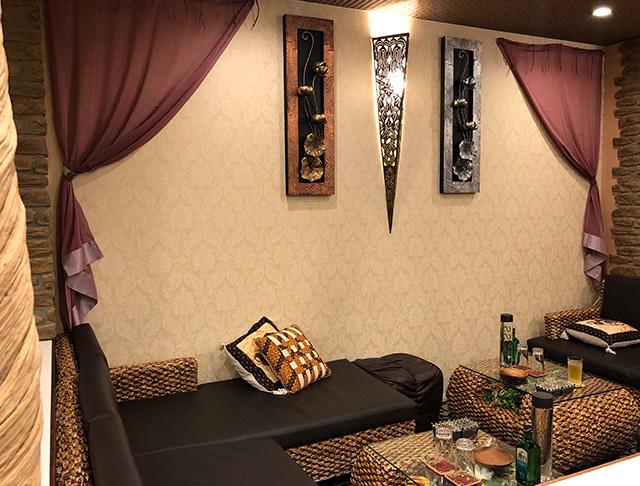 club azian resort[クラブ アジアンリゾート](北千住キャバクラ)のバイト求人・体験入店情報Photo3