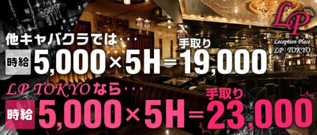 LP TOKYO[エルピートーキョー] バナー