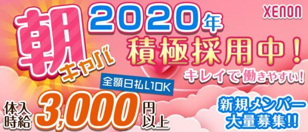 【朝・昼】XENON[ゼノン](渋谷キャバクラ)のバイト求人・体験入店情報