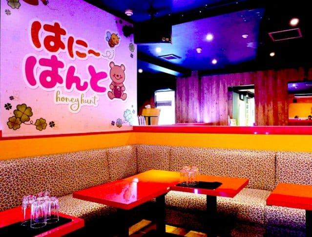 制服カフェ [はに~はんと](新橋キャバクラ)のバイト求人・体験入店情報Photo1
