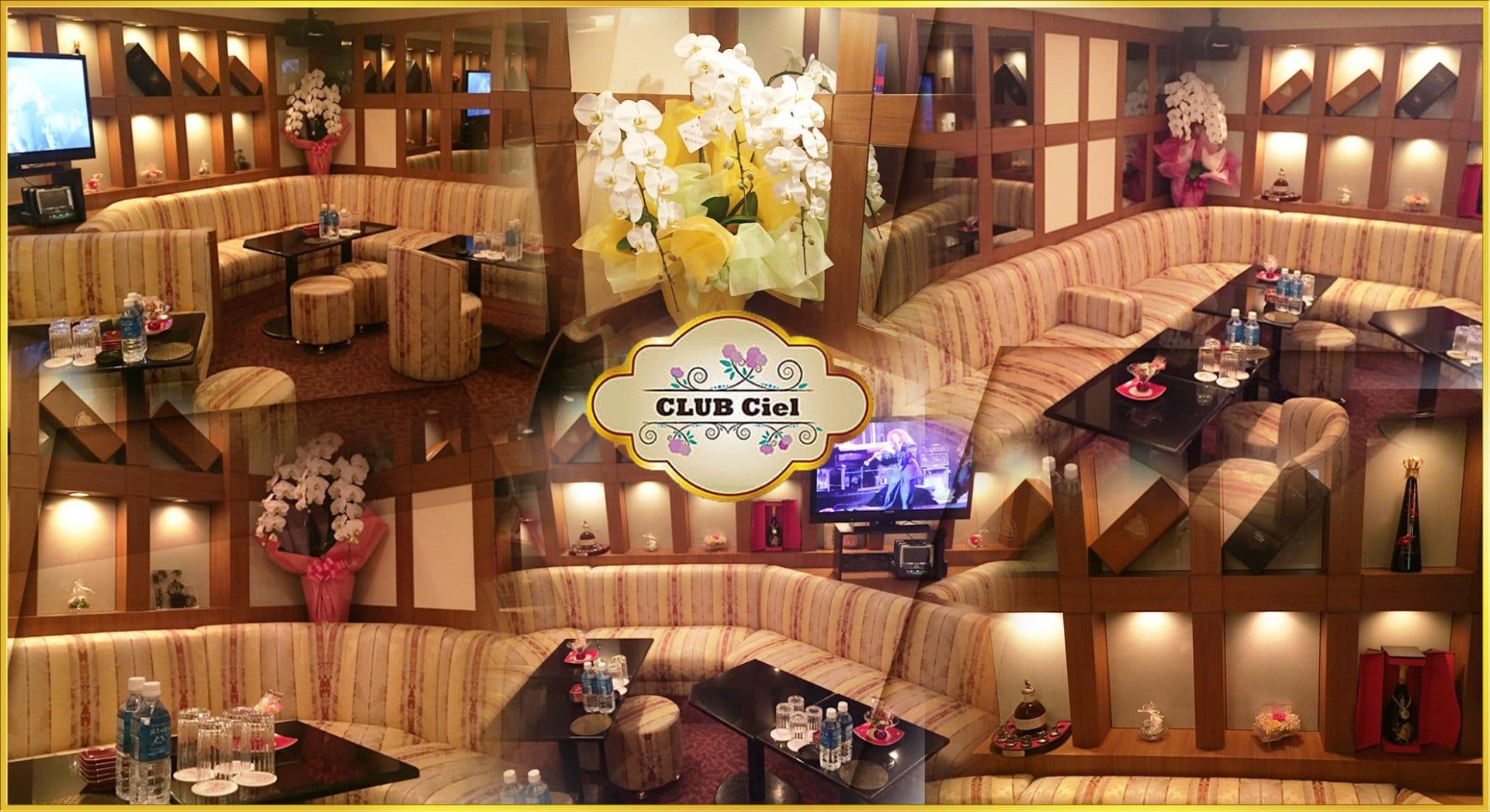 CLUB Ciel[シエル] 歌舞伎町 キャバクラ TOP画像