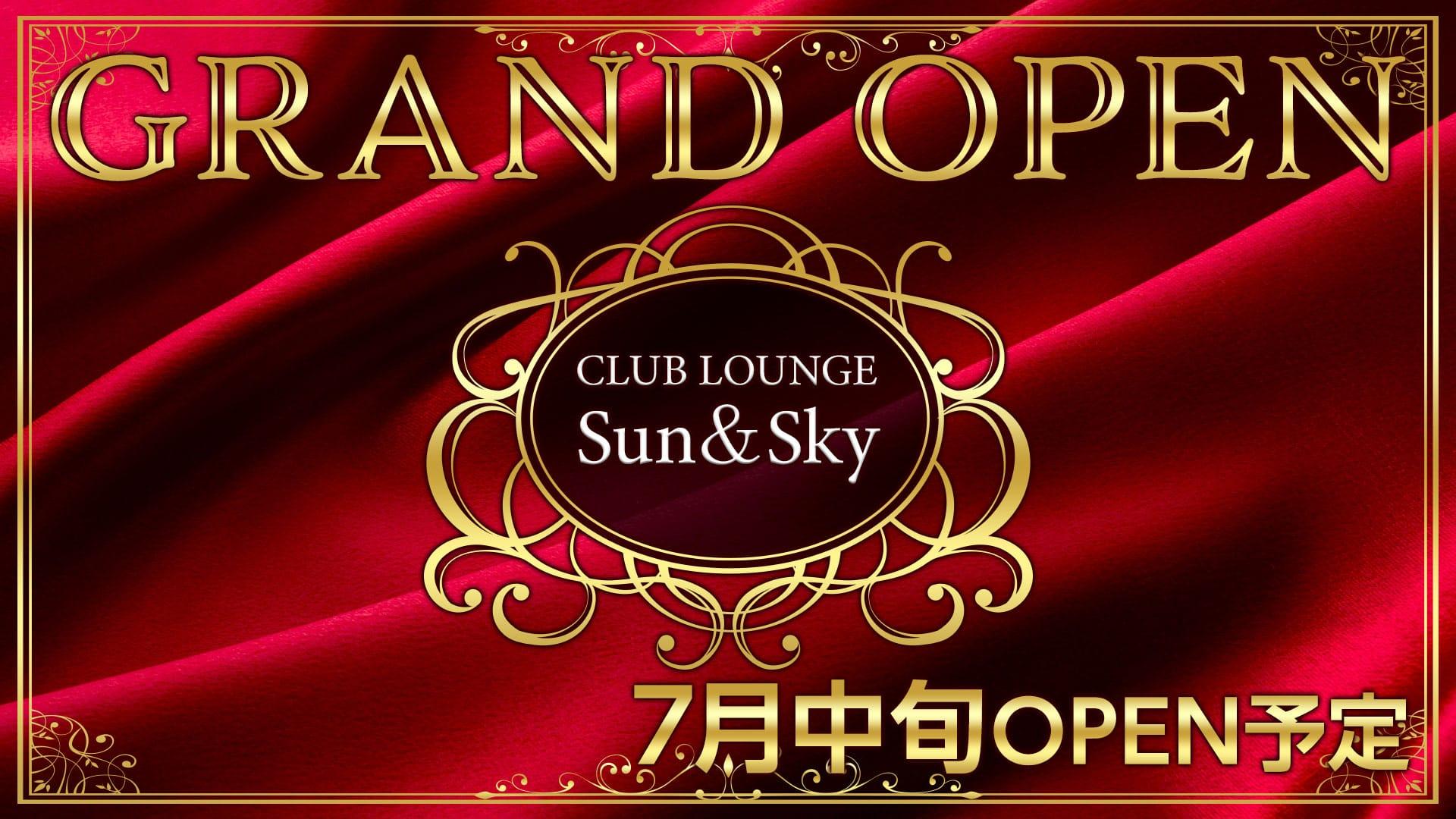 Club Lounge Sun&Sky[サンスカイ] 川越 キャバクラ TOP画像