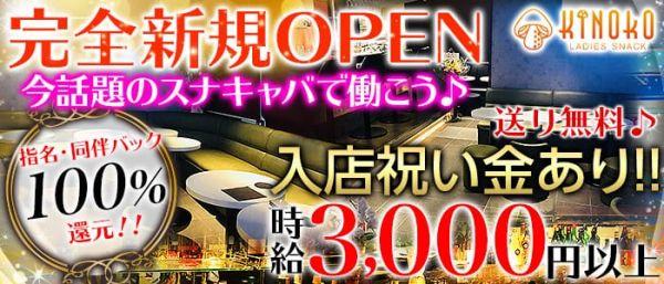Kinoko[キノコ](錦糸町キャバクラ)のバイト求人・体験入店情報