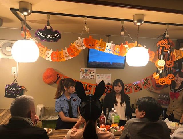 はんなり(蒲田キャバクラ)のバイト求人・体験入店情報Photo1