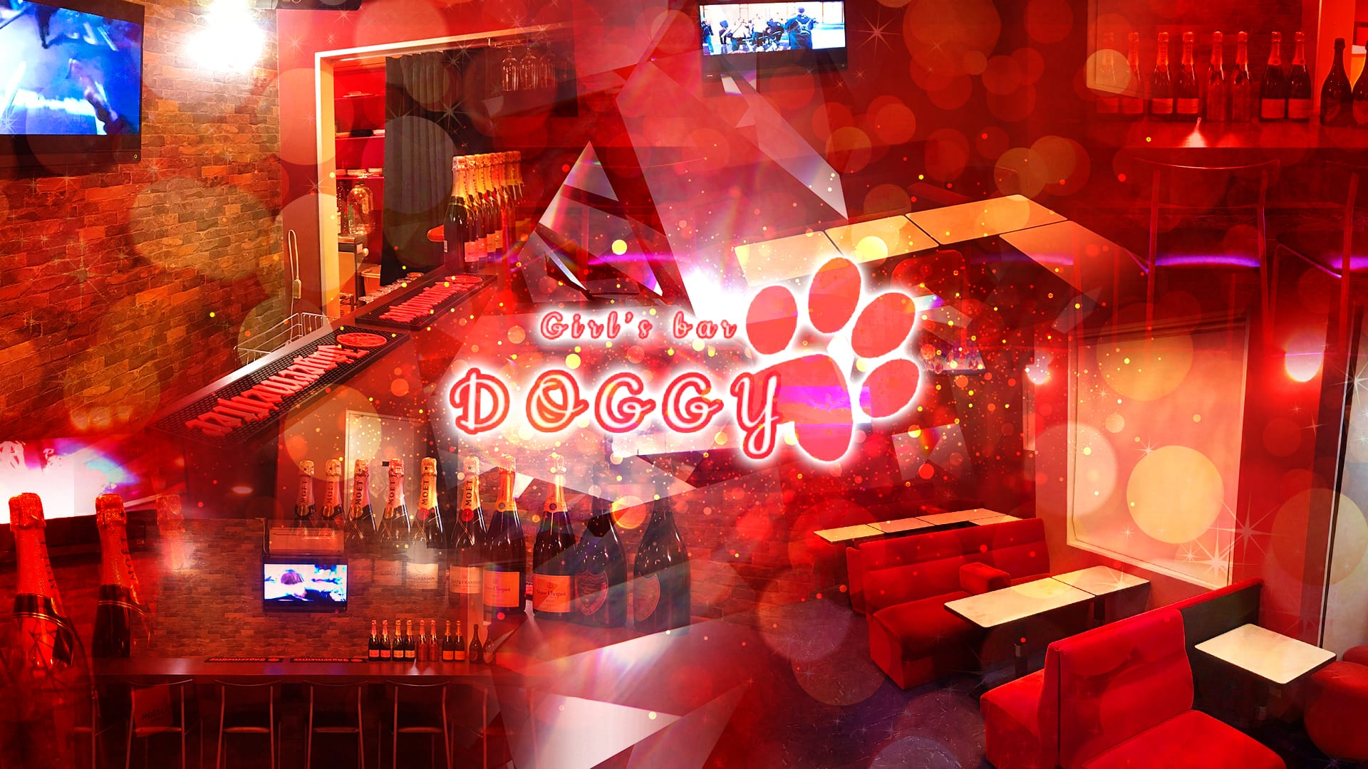 girl's bar DOGGY[ドギー] 錦糸町 キャバクラ TOP画像