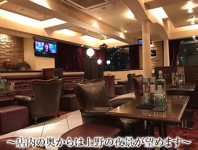 CLUB CARIOSTRO[カリオストロ](上野キャバクラ)のバイト求人・体験入店情報Photo2