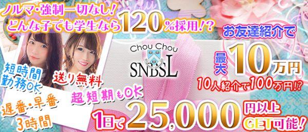 ChouChou 新橋SL店[シュシュ](新橋キャバクラ)のバイト求人・体験入店情報