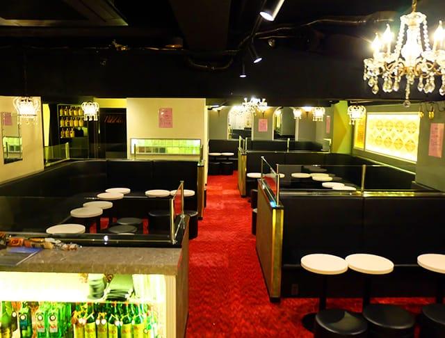 New Club 9nine[ナイン](門前仲町キャバクラ)のバイト求人・体験入店情報Photo1