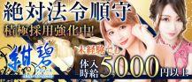 紺碧~Azur du secret~(アジュール) バナー