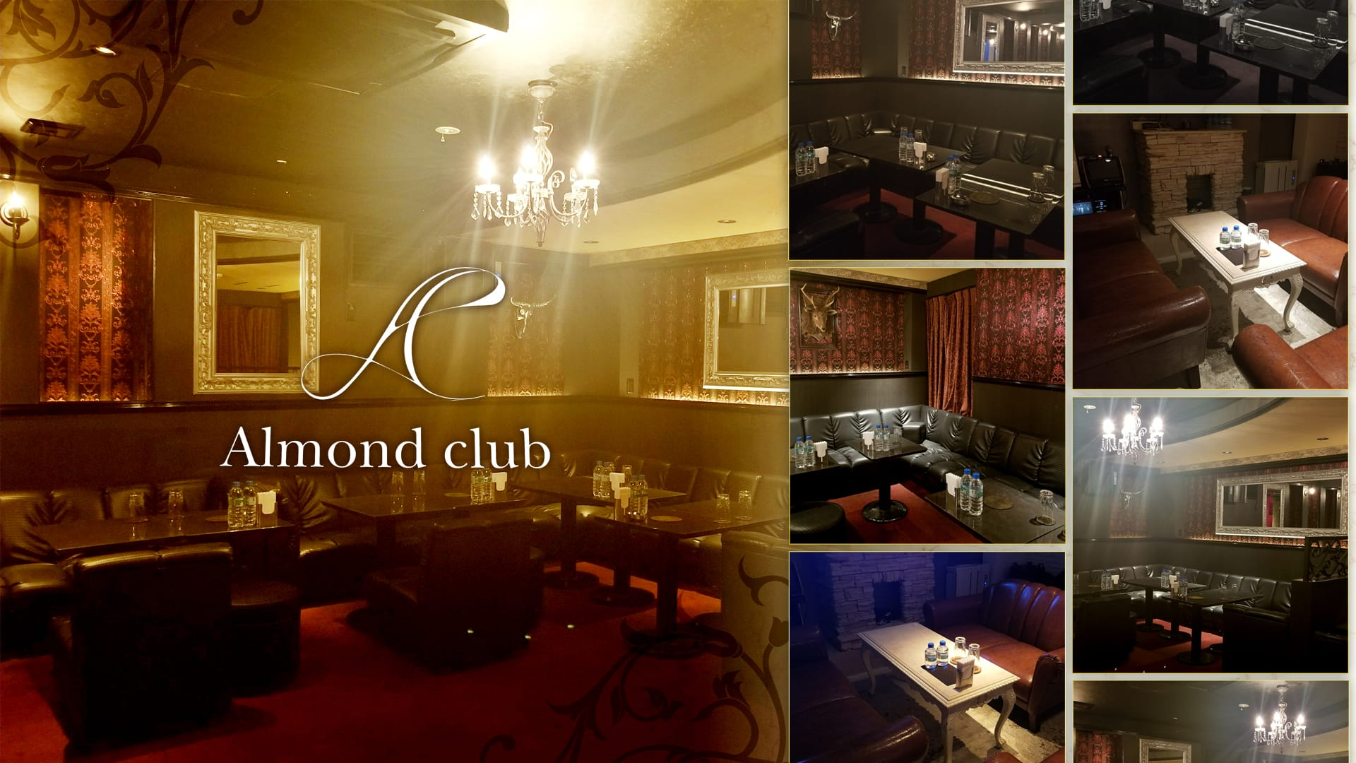 ALMONDCLUB[アマンドクラブ] TOP画像