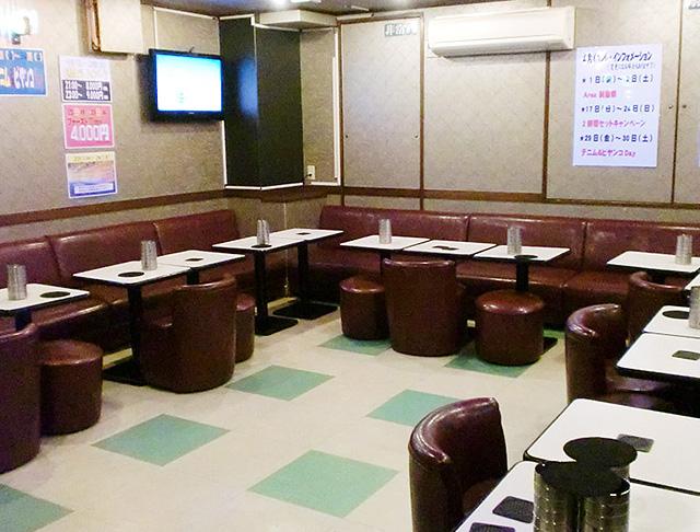 Club Area[クラブ エリア](北千住キャバクラ)のバイト求人・体験入店情報Photo2