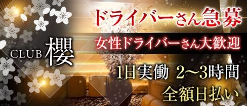 Club櫻~クラブ サクラ~【公式求人情報】(八王子)のキャバクラボーイ・男性求人情報