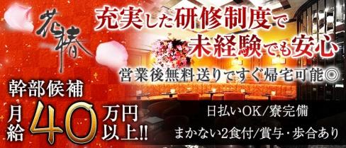 横浜花椿【公式求人情報】(横浜)のキャバクラボーイ・男性求人情報