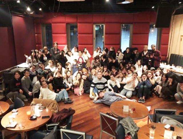 Good Night group(グッドナイトグループ)  東京ラウンジ SHOP GALLERY 2