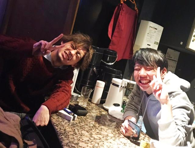 Good Night group(グッドナイトグループ)  東京ラウンジ SHOP GALLERY 1