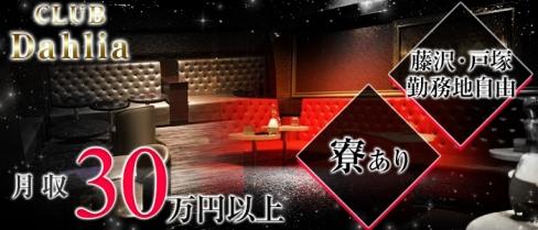 CLUB Dahlia(ダリア)【公式求人情報】(藤沢)のキャバクラボーイ・男性求人情報