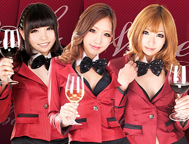ガールズワインバーグループ 渋谷ガールズバー SHOP GALLERY 3