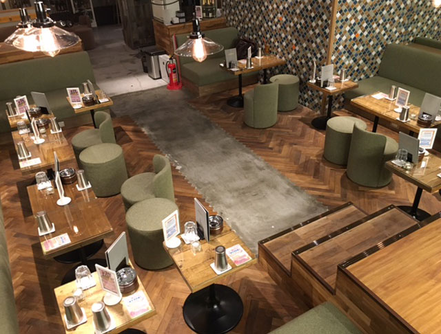 TOKYO GIRLS CAFE YEBISU(トウキョウガールズカフェ) 恵比寿キャバクラ SHOP GALLERY 3