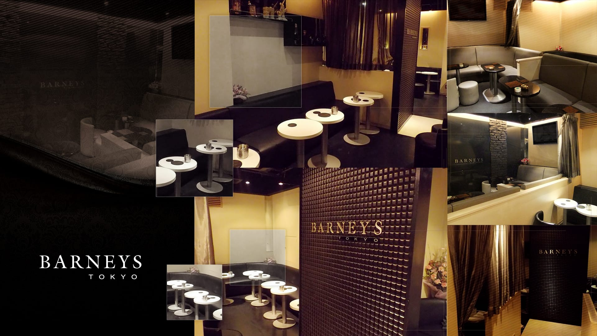 NEW CLUB BARNEYS TOKYO(バーニーズトーキョー) TOP画像