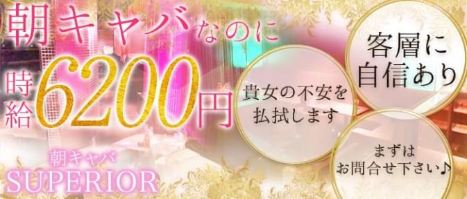 朝キャバ  SUPERIOR(スペリオール)【公式求人情報】