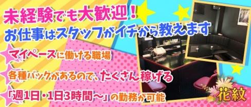 花紋【公式求人情報】(平塚ガールズラウンジ)の求人・バイト・体験入店情報