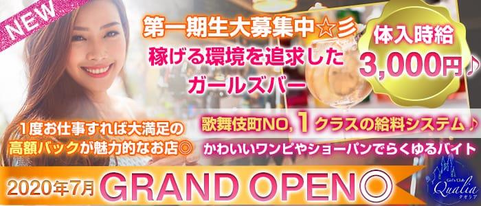 Girl's Club Qualia (クオリア)【公式求人情報】 バナー