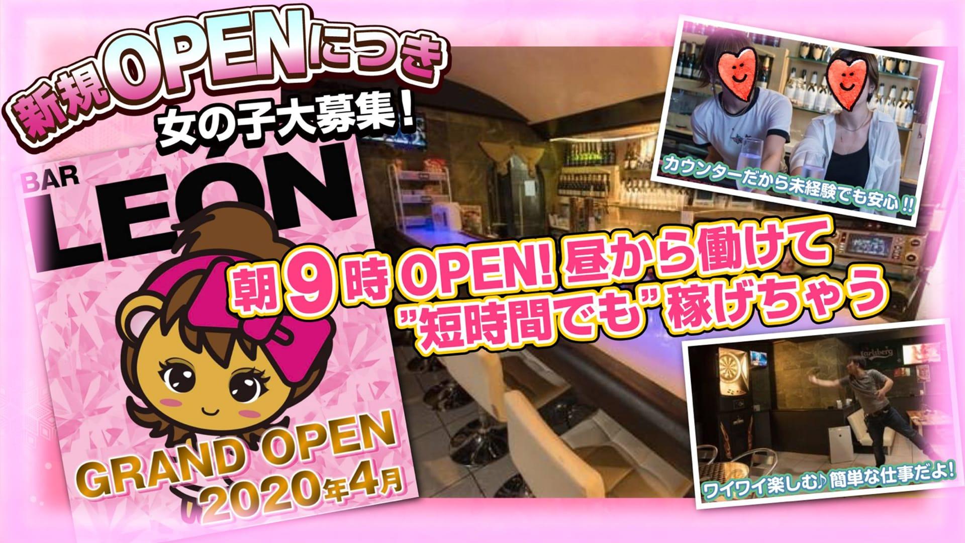 Girl's Bar LEON(レオン) 川崎ガールズバー TOP画像