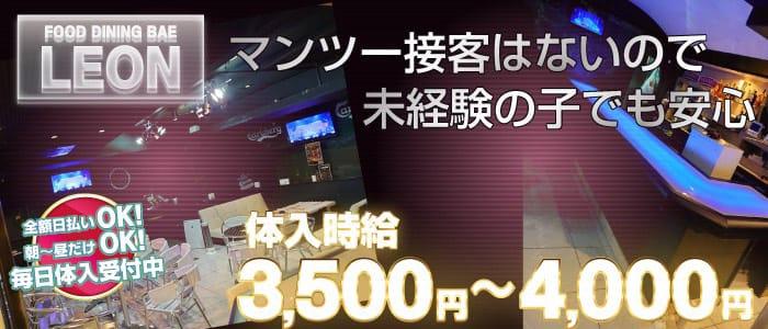 Girl's Bar LEON(レオン) 川崎ガールズバー バナー