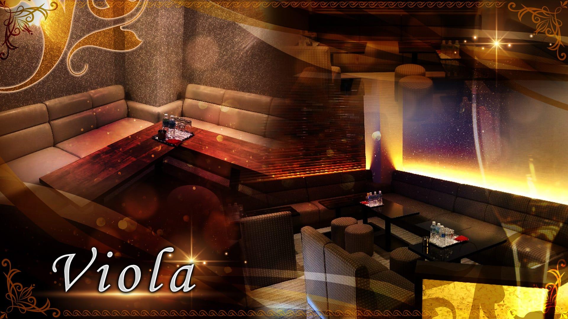 Viola(ヴィオラ) 北新地ラウンジ TOP画像