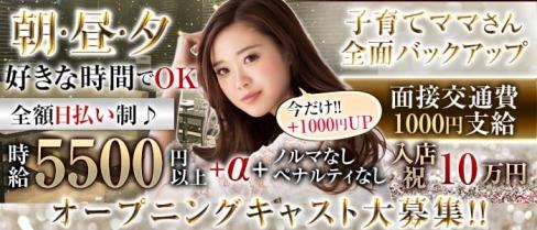 【朝】SHELTER 2(シェルター2)【公式求人・体入情報】(歌舞伎町昼キャバ・朝キャバ)の求人・バイト・体験入店情報