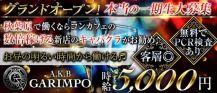【昼・夜】【秋葉原】A.K.B GARIMPO(エーケービーガリンポ)【公式求人・体入情報】 バナー