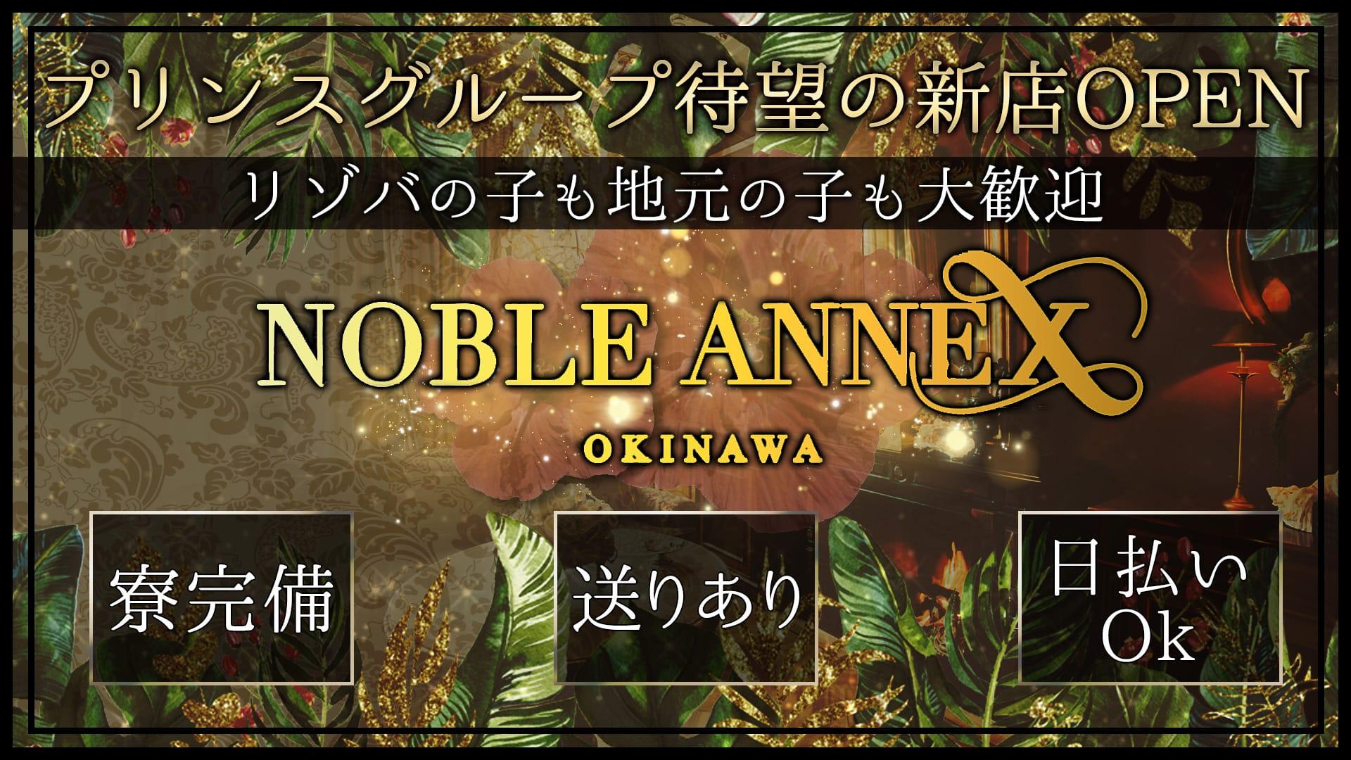 沖縄NOBLE ANNEX(ノーブルアネックス) 松山(沖縄)キャバクラ TOP画像