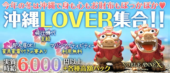 沖縄NOBLE ANNEX(ノーブルアネックス) すすきのニュークラブ バナー